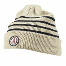 Musto Nautical Beanie - White/True Navy