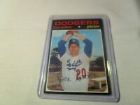 1971 TOPPS BASEBALL CARD, DON SUTTON LOS ANGELES DODGERS CARD #361 *G1219