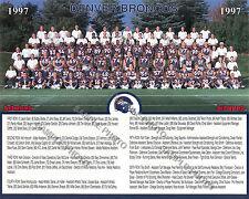 1997 DENVER BRONCOS SUPER BOWL 32 CHAMPIONS 8X10 TEAM PHOTO ELWAY DAVIS SMITH