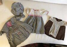 Vintage Baby/Child Clothes Pre 1940's 65+ Christening Gowns Dresses Bonnets Etc