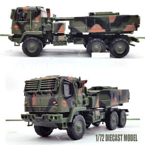 1/72 Scale USA M142 HIMARS DIECAST MODEL Finished Light Multiple Rocket Launcher