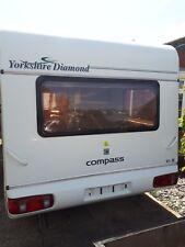 Compass, Elddis, 2002, 4/5 Birth, Twin Axle, Touring Caravan