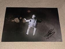 Felix Baumgartner NASA Autogramm Autograph Handsigniert 20x30 Foto