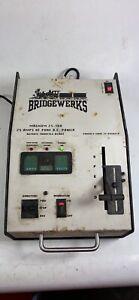 bridgewerks magnum 25-tdr Transformer For Aristocraft And Other Trains Tested