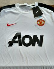 NWT Nike Manchester United 2011/2012 Away Jersey - Large