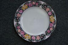 """Very Rare Tiens Han Tienshan Tapestry Rose Pattern 8"""" Salad Plate Y. S."""