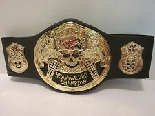 1999 Jakks Pacific Stone Cold Steve Austin WWF World Heavyweight Champion Belt