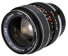 Unitor Lens A 35mm 2.8 mount Minolta MD   (Réf#S-136)