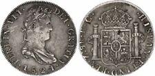 Pièces de monnaie du monde en argent de Mexique