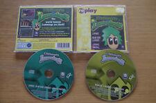 Ultimate Lemmings PC CD  2 Disc Jewel cased version / No big box