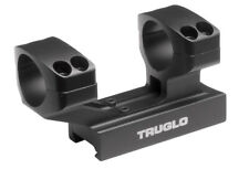 "Truglo Tactical 1"" Mount - Weaver/Picatinny - Aluminum - Matte - 1.50"""