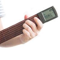 Pocket-Guitar Practice Musikinstrument für Saiteninstrumente Tragbarer Anfänger