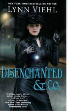 Lynn Viehl  Disenchanted & Co.  Paranormal Romance  Pbk NEW