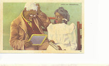 Grand Pap Embarrassed   Unused   Postcard 8293