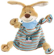 SIGIKID Schnuffeltuch/Schmusetuch Semmel Bunny Hase