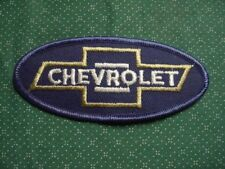 Chevrolet  jacket / uniform  embroidered Patch