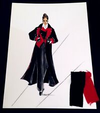 SHEILA E 1995 Original COSTUME DESIGN by Roni Burks Namie Amuro Japanese Tour ?