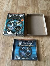 Heroes Of Might And Magic IV Winds Of War PC CD Rom ST1