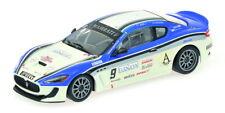 1:43 Maserati Granturismo n°9 Trofeo 2010 1/43 • MINICHAMPS 400101209 #