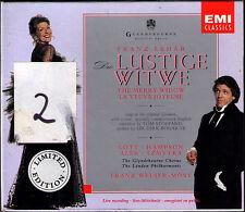 LEHAR: DIE LUSTIGE WITWE Felicity LOTT Thomas HAMPSON Franz WELSER-MÖST 2CD ALER