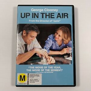 Up in the Air (DVD 2010) George Clooney Anna Kendrick Region 4