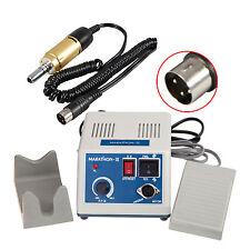 Dentaire Lab MARATHON micromoteur polisseur N3 Electric 35K rpm E-type Gold SCJ0