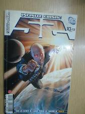 "Infinite Crisis:52 Numéro 10 de Mai 2008 ""A bout de souffle"""
