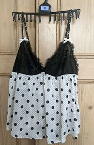 Marks And Spencer Cami Babydoll Size 8