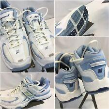 ed1f68ddec5d4 New Balance 791 Sz 10.5 B Women White Leather Running Shoes Worn Once YGI  F9S-