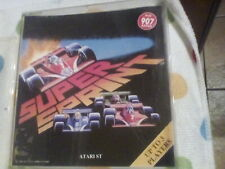 Super Sprint Atari St. With Instructions Tested and working.