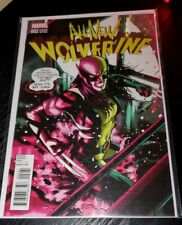 All-New Wolverine #2 Lopez Variant 1st Appearance Gabby NM+ X-23 Marvel rare hot