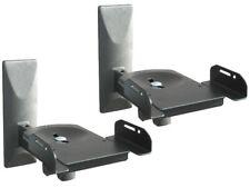 2 x Wandhalter für Speaker Audio DJ Lautsprecher Monitor Halterung dreh- neigbar
