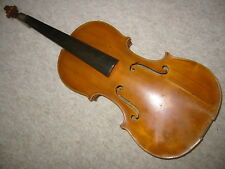 Nice old Violin , violon,  needs repair