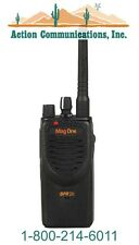 MOTOROLA BPR20 - VHF 150-174 MHZ, 2 WATT, 16 CHANNEL TWO-WAY RADIO