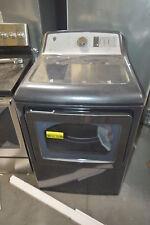 "Ge Gtd75Ecpldg 27"" Diamond Gray Front-Load Electric Dryer Nob #27653 Clw"