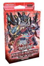 Carte gioco singole collezionabili Yu-Gi-Oh! pendulum in inglese