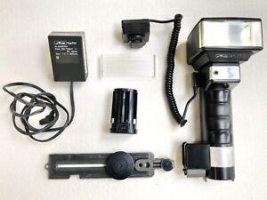Metz 45 CT-4 Flashgun (With Nikon SCA Adapter lead)