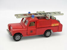 Dinky Toys GB 1/43 - Land Rover 109 WB Fire Service Pompiers