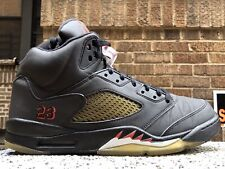 "Air Jordan 5 ""3M"" Raging Bull 2009 Size 10.5"