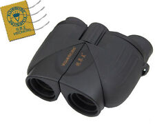 Visionking 10X25 Porro Black Binoculars for Camping Hunting Travelling
