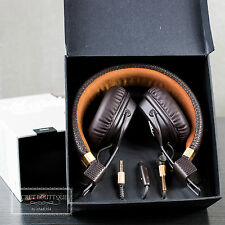 BNIB Marshall Major II  Major 2 Headphones with Mic headset / Brown
