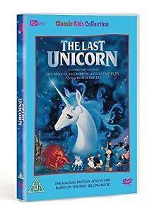 The Last Unicorn [DVD] [1982], , Used; Acceptable DVD