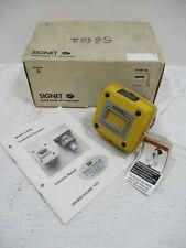 New George Fischer Signet 3 8800103 2p Conductivity Transmitter 005 3 8800