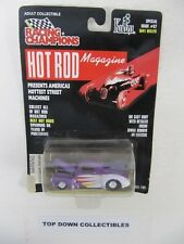 Racing Champions Hot Rod Magazine 1:51  Issue #K7  1941 Willys   NEW