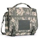 Tactical Shoulder Mag Laptop Messenger Molle Shoulder Bag USA Army ACU Camo Pack
