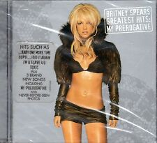 Britney Spears Greatest Hits My Prerogative CD New Sealed