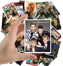 """Stickers pack [24 stkrs 2.5x3.5""""ea] Vintage Depeche Mode Electronic Music 5006"""