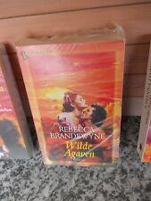 Wilde Agaven, ein Roman von Rebecca Brandewyne, aus dem Blanvalet Verlag
