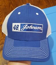 NASCAR -  48 JIMMIE JOHNSON SNAPBACK LADIES FIT HAT new nwt
