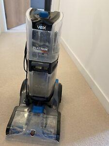 Original Box VAX Platinum SmartWash 1-1-142257 Upright Carpet Cleaner Used Once